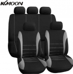 【useful for your auto】KKmoon Car Seat Covers, Full 9 Set