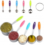 Uten Measuring Cups and SpoUten Measuring Cups and Spoons Set of 10ons Set of 10