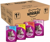 Whiskas Wet food pouches mix in Jelly