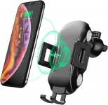 Wireless Automatic Clamping Car Charger Mount Phone Holder