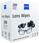 ZEISS Lens Wipes – Pack of 200