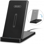 ZIGLINT Fast Wireless Charger Wireless Charging Stand, Compatible for iPhone